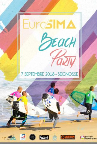 2018-EUROSIMA-BEACH-PARTY